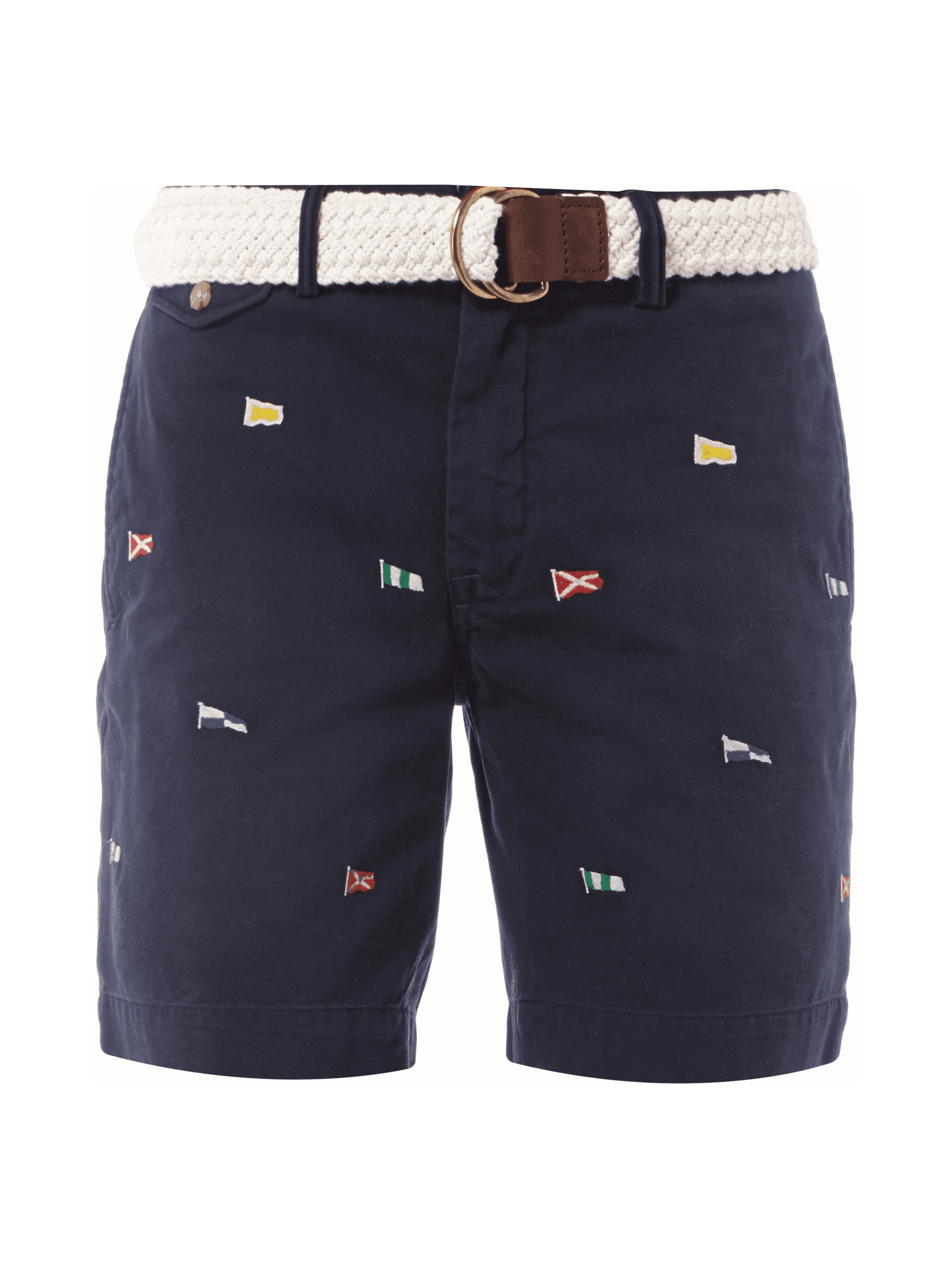 polo ralph lauren shorts mit motiv stickerei herren hose. Black Bedroom Furniture Sets. Home Design Ideas