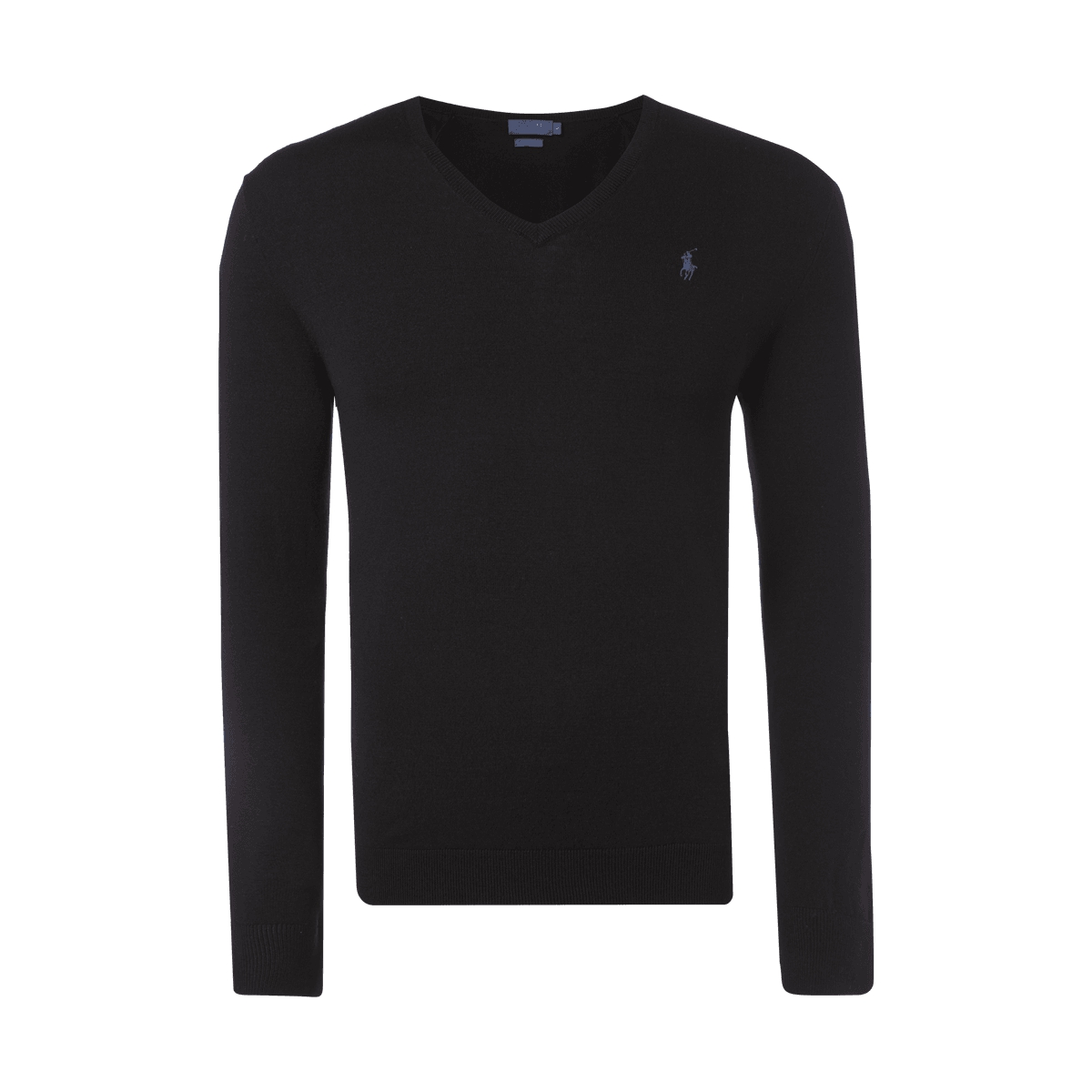 polo ralph lauren slim fit pullover mit abgerundetem v ausschnitt herren neu ebay. Black Bedroom Furniture Sets. Home Design Ideas